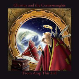 Cover artwork for the album 'From Atop This Hill'